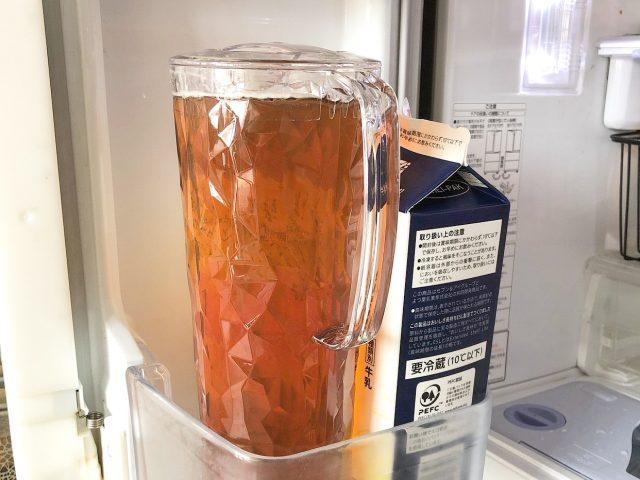 ダイソーの冷水筒
